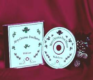 CD of Original Music